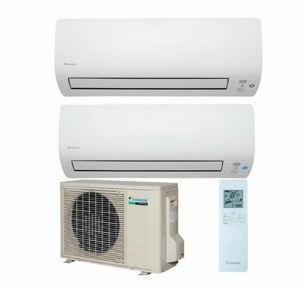 climatizzatore dual split wi fi