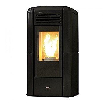 termostufa a pellet idro