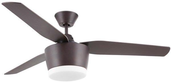 ventilatore a soffitto con luce zephir