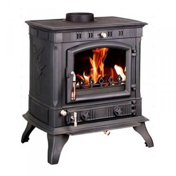 Stufa a legna usata con forno fantastiche promozioni su for Stufa a legna in ghisa usata