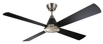 Ventilatore A Soffitto Nero Con Luce E Telecomando Ecco Le